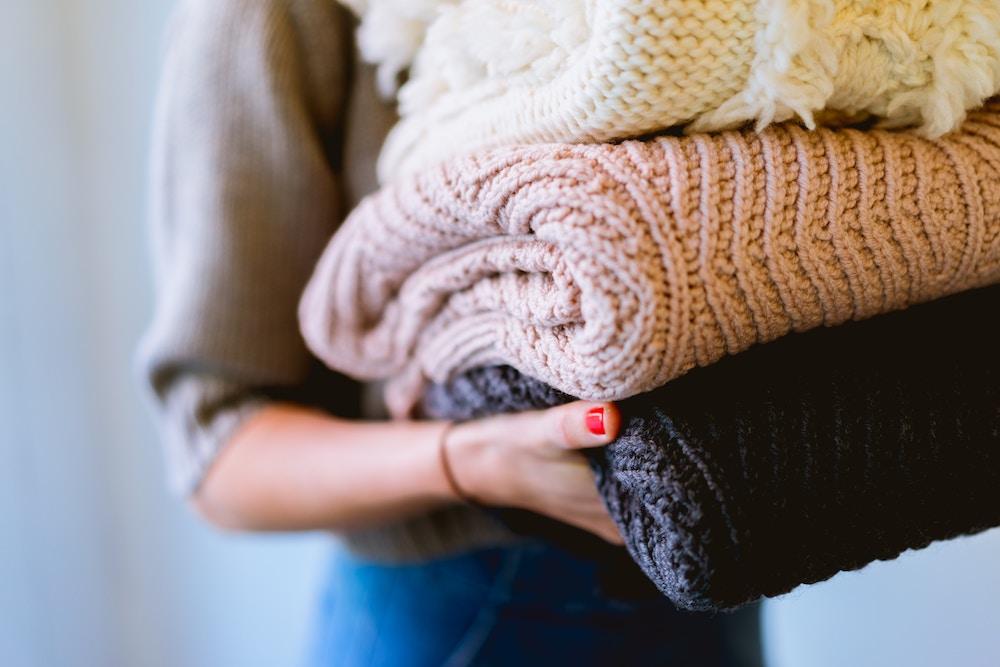 Come prendersi cura dei capi di lana?